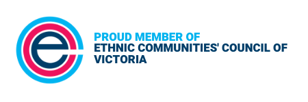 Ethnic Communities Council of Victoria Member Logo